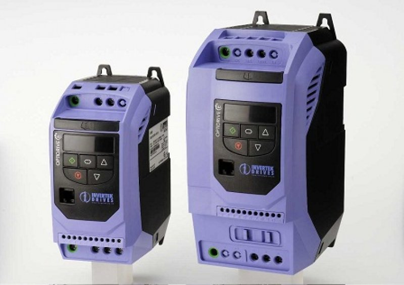 OPTIDRIVE E2 230V, 0,75 kW, 4,3A, IP20