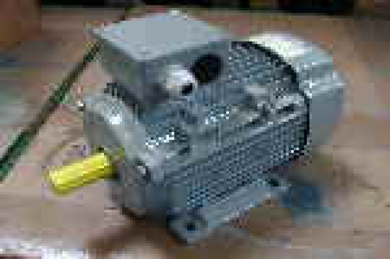 80A-2 DS-Motor 0,75 kW 2p B3