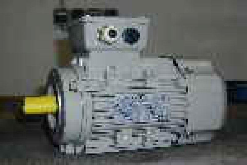 80A-2 DS-Motor 0,75 kW 2p B14