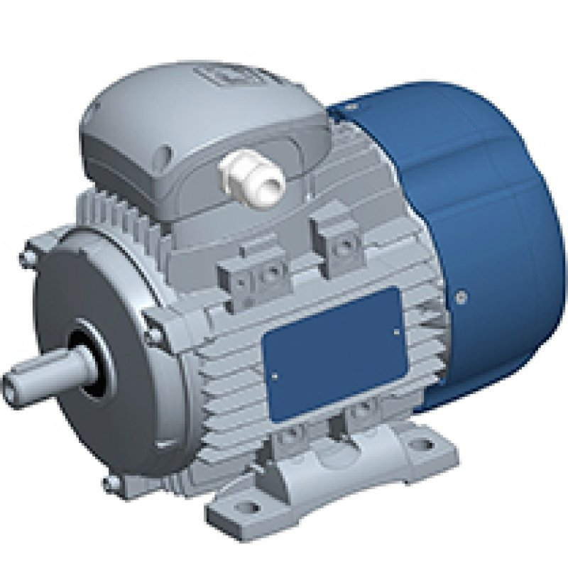 71B-4 DS-Motor 0,37 kW 4p B14
